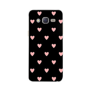 For Samsung Grand Prime Case G530 G531 Cover Bag Soft TPU Coque Funda Silicone Bumpers for Samsung Galaxy Grand J2 Prime Case