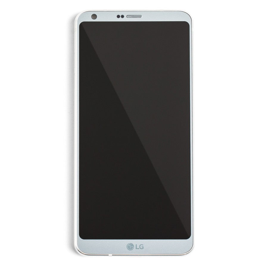 LG G6 LCD With Digitizer Silver