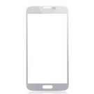Galaxy S6 Front Screen Glass Lens White