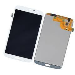 Samsung Galaxy Mega 6.3 i9200 i9205 i527 L600 R960 M819N LCD Screen Display with Digitizer Touch Panel, White