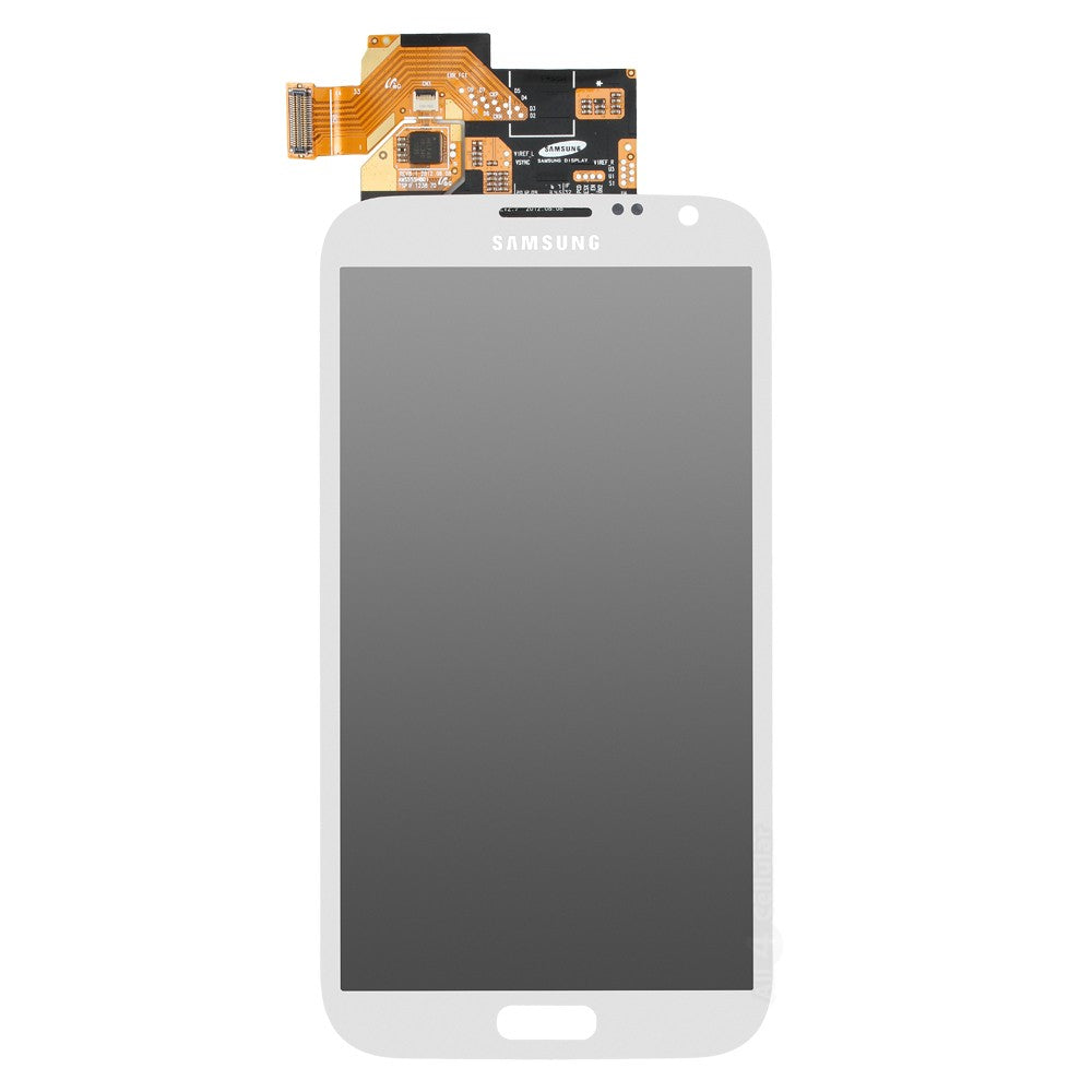 LCD & Digitizer Assembly for Samsung Galaxy Note II (White)