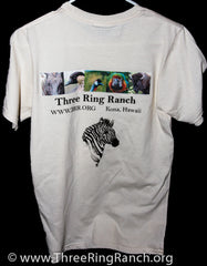 Ranch t-shirt with color photos