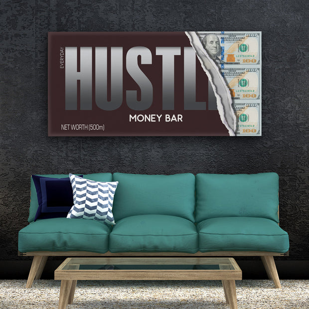 Hustle Money Bar