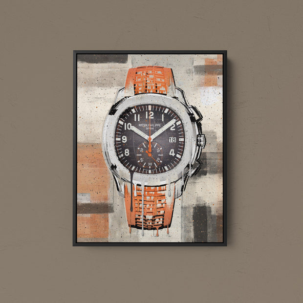 Custom Watch Art