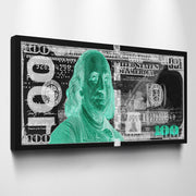 Transparent Benjamin (Mint)