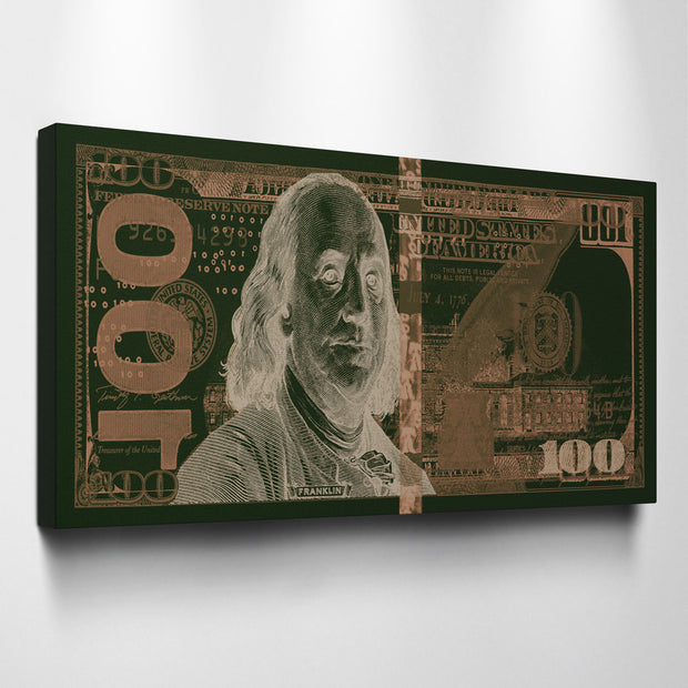 Transparent Benjamin (Forest)