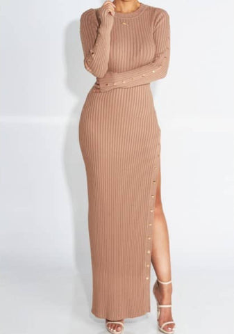 Maria Maxi Blush CLICK HERE FOR BLACK