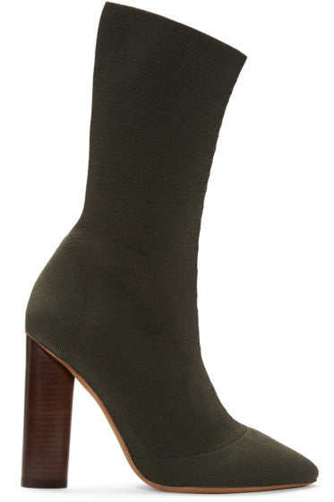 Dream Bootie Olive