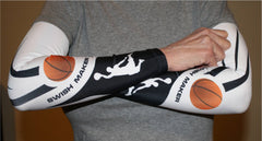 "Basketball ""Swish Maker"" Compression Sleeves"