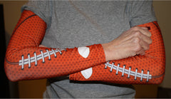 Football Skin Compression Sleeves