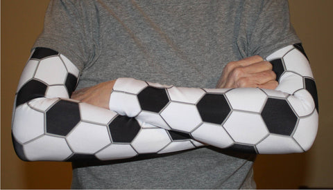 Soccer Ball Compression Sleeves