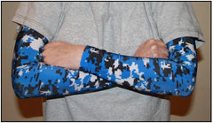 ROYAL Digital Camo Compression Sleeves