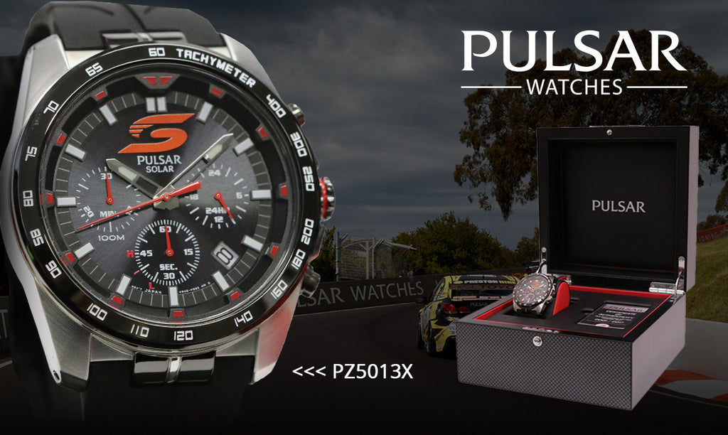 Pulsar SuperCars Watch 2017 Limited Edition PZ5013X