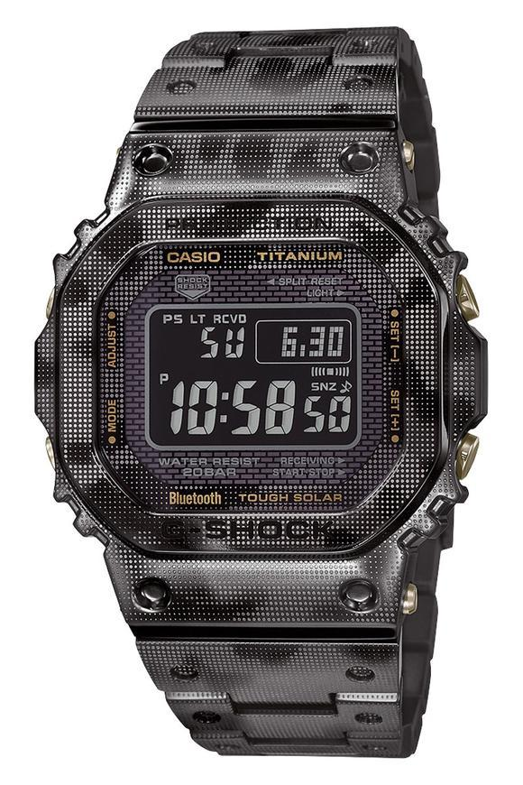 The Most Sort-After G-Shock Watch This Christmas GMWB5000
