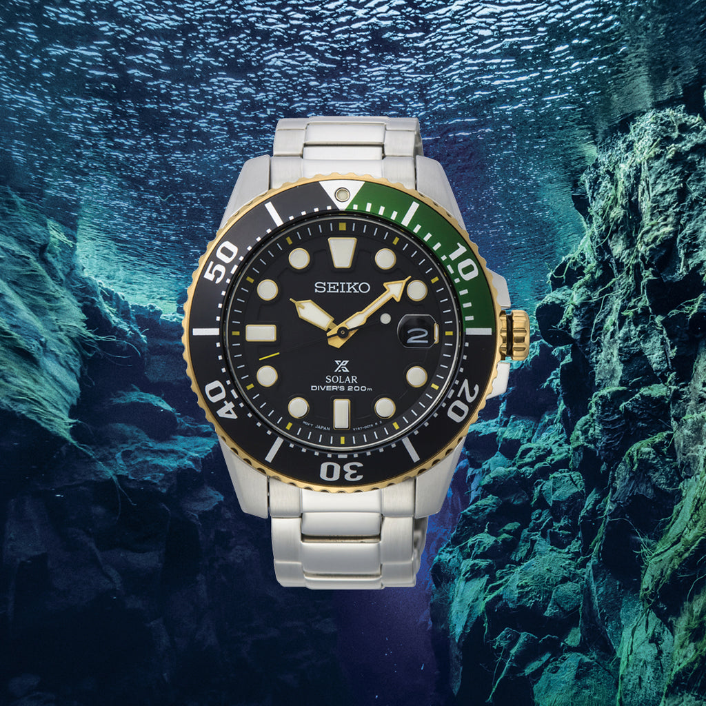 Seiko Prospex Limited Edition SNE520P1 / SNE520 / SNE520P Now Available, Limited to 800 Units
