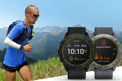 Garmin Enduro™ - Ultraperformance Multisport GPS Watch - Allowing Endurance Athletes To Go The Distance