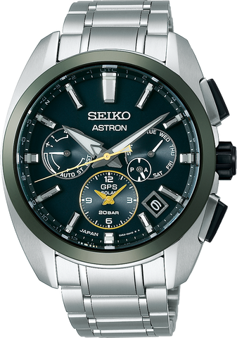 The Green Limited Edition Seiko Astron SSH071J #0433/2000