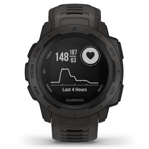 Garmin Instinct™ Rugged GPS Graphite
