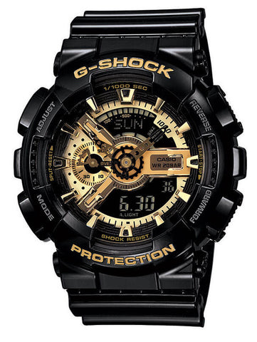 G SHOCK GA-110GB-1 GShock Watch