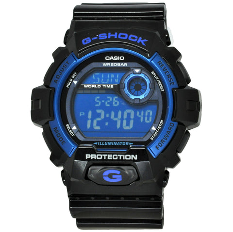 G SHOCK G8900A-1 GShock Watch