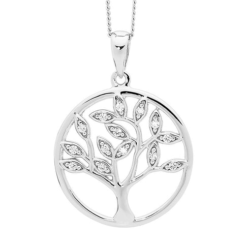 "Ellani P727 ""Tree Of Life"" Necklace"