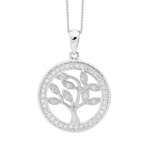 Ellani P777S Tree Of Life Pendant