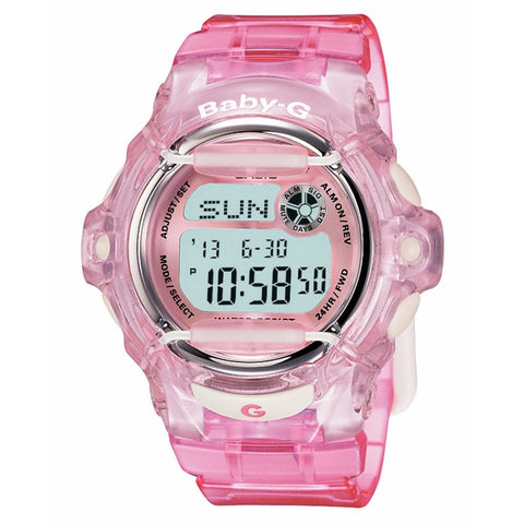 BABY G BG-169R-4 Watch Pink