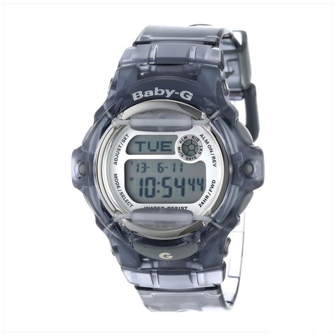 BABY G BG-169R-8 Watch Smokey Grey
