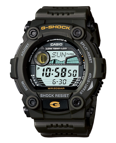 G SHOCK G-7900-3 GShock Watch