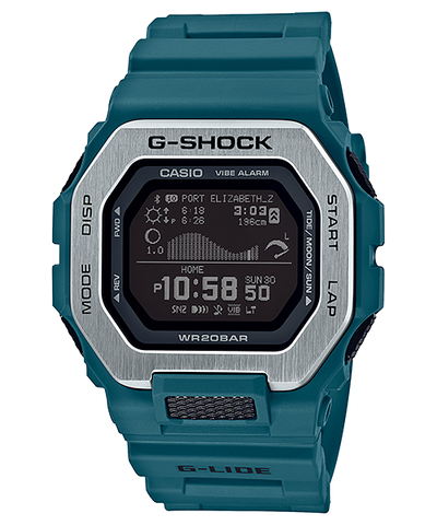 G-SHOCK G-LIDE Digital Tide Watch GBX-100-2