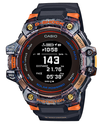 G SHOCK G-Squad 5 Sensor Monitoring & Heart Rate GBDH1000-1A4DR