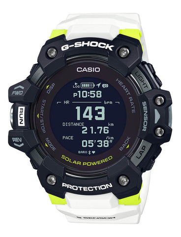 G SHOCK G-Squad 5 Sensor Monitoring & Heart Rate GBDH1000-1A7