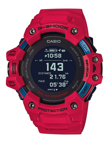 G SHOCK G-Squad 5 Sensor Monitoring & Heart Rate GBDH1000-4D