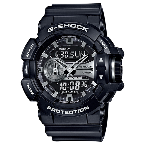 G SHOCK GA-400GB-1ADR GShock Watch Black Grey Duo