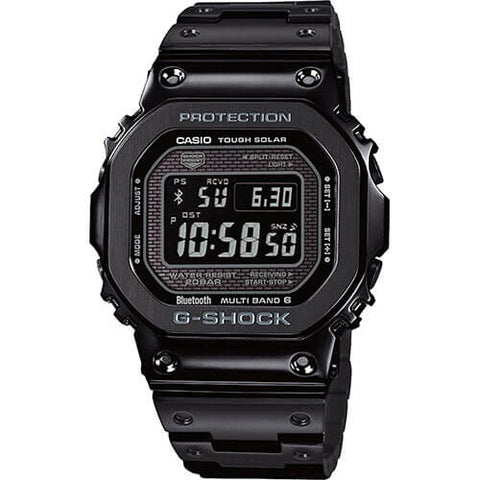 G-Shock GMW-B5000GD-1DR Full Metal Black IP Watch
