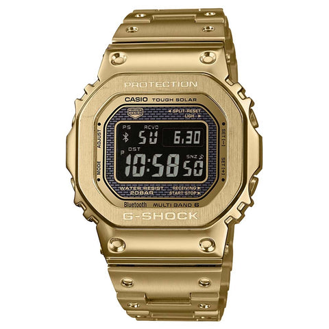 G-Shock GMW-B5000GD-9DR3 Full Metal Gold IP Watch