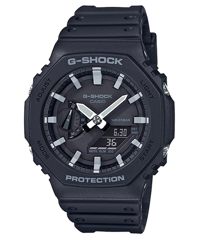 G-SHOCK Carbon Core Guard Utility Colour Edition GA-2100-1ADR Black Watch