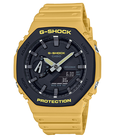 G-SHOCK Utility Colour Edition GA-2110SU-9A Watch