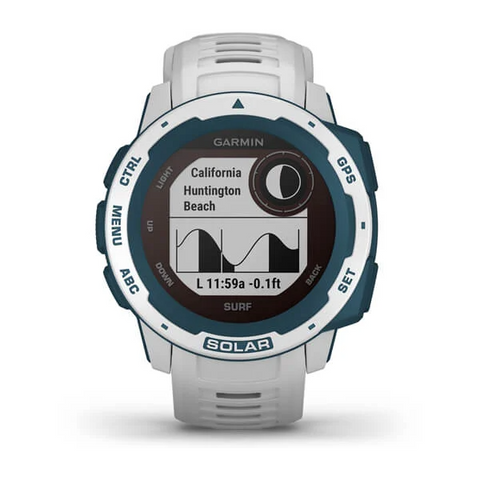 Garmin Instinct™ Solar - Surf Edition Cloudbreak 010-02293-18