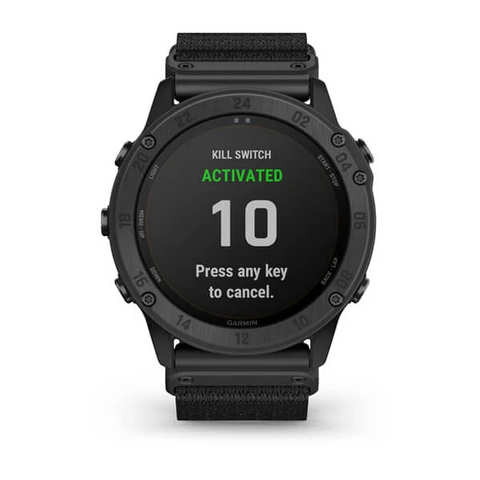 Garmin tactix® Delta - Solar Sapphire Edition With Black Nylon Band 010-02357-12