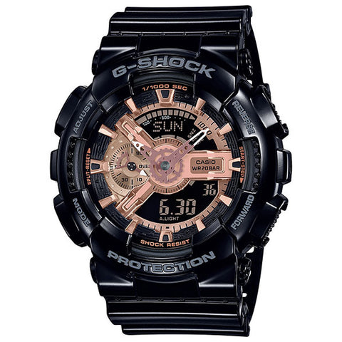 G-SHOCK GA-110MMC-1ADR Rose & Black Watch
