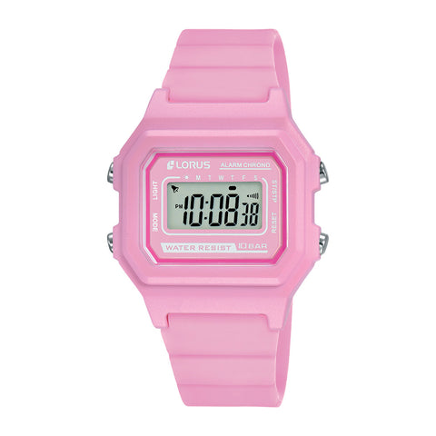 Lorus R2323NX-9 Youth Digital Pink Watch