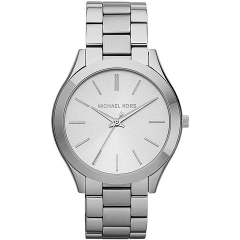 "Michael Kors MK3178 ""Runway"" Stainless Steel Ladies Watch"