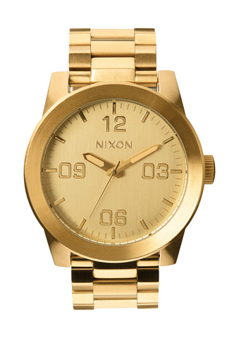 NIXON Corporal SS All Gold Watch A346-502-00