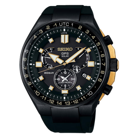 SEIKO ASTRON SSE174J GPS Watch Novak Djokovic Limited Edition