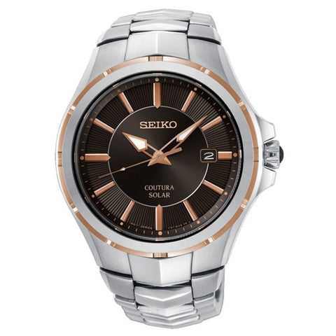 Seiko Coutura SNE512 Solar Analogue Gents Watch