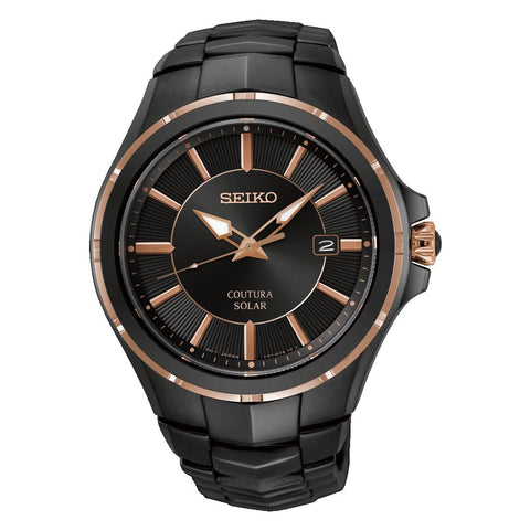 Seiko Coutura SNE516 Solar Analogue Gents Watch