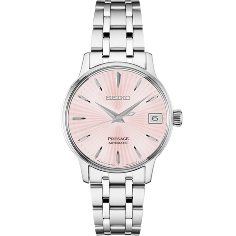 Seiko Presage Cocktail Ladies Automatic Watch SRP839J