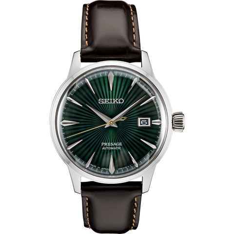 "Seiko Presage SRPD37J Automatic Watch Cocktail Series ""The Mockingbird"""