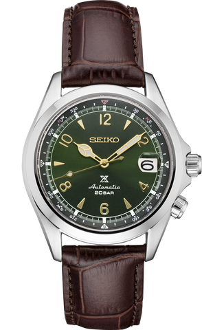 "Seiko Prospex ""Alpinist"" Automatic Watch with Rotating Compass Dial SPB121J"